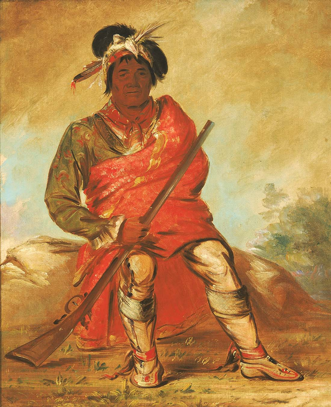 a discussion of chickasaw indian nation In oklahoma, the chickasaw, unable to find a new homeland, agreed to become choctaw citizens, to submit to the laws and political organization of the choctaw nation, and to become a fourth district in the choctaw nation.